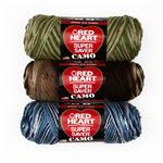 Red Heart Super Saver Camo Yarn