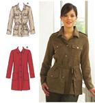 KWIK SEW Jacket, Vest & Outerwear Patterns
