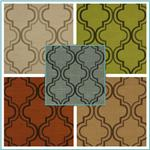 Softline Home Decor Jacquard Fabric