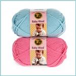 Lion Brand Baby Wool Yarn