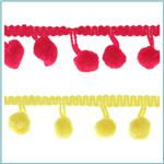 Riley Blake 1/2'' Regular Pom Pom Trim