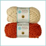 Martha Stewart Lofty Wool Blend Yarn 