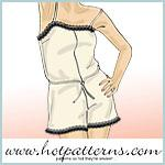 Hot Patterns Loveable Retro Playsuit Pattern