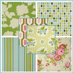 Heather Bailey Garden District Home Decor Fabric