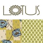 Amy Butler's Lotus Fabric Collection