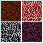 Printed Polyester &amp; Polyester Blend Jersey Knit Fabric