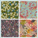 Liberty of London Classic Tana Lawn Wild Flowers Fabric