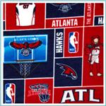 NBA Fleece Fabric