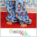 Taylor&amp;#39;s Pajama Pants Kids Pattern