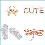 Innovative Designs Rhinestud Applique