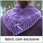 FREE September Shawl Knitting Pattern
