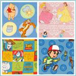 Disney Flannel Fabric