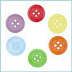 Dill Classic Buttons