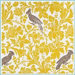 Premier Prints Birds Of A Feather Fabric