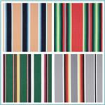 Serape Stripes Deluxe Cotton Fabric
