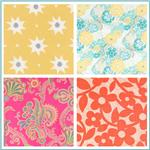 Free Spirit Laminated Cotton Fabric