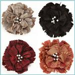 Florentina Flower Brooches