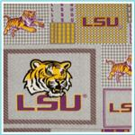 Collegiate Fleece Fabric