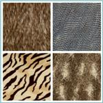 Exotic Faux Fur Fabric