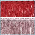Metallic Chainette Fringe Trim