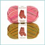 Lion Brand Sock-Ease Wool Blend Yarn 