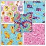 Novelty Flannel Fabric