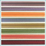 3/8'' Grosgrain Stripe Ribbon