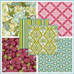 Blend Fabrics Magic Garden