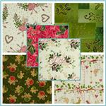 Fabri-Quilt Season's Greetings Sampler