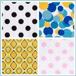 Assorted Minky Fabrics