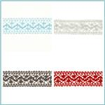 1-1/2'' Crochet Lace Ribbon