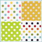 Riley Blake Flannel Basics Dots