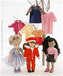 KWIK SEW Doll Clothes & Craft Patterns
