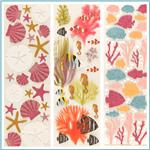 Martha Stewart Crafts Sealife Stickers