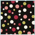 Premier Prints Polka Dots & Circle Fabric