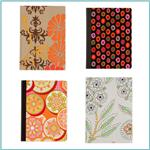 Westminster Fabric Covered Notebooks