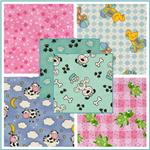 Comfy Flannel Novelty Prints