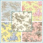 Toile Fabric Collections