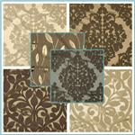 Jacquard Home Decor Fabric