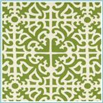 Waverly Geometric Fabric
