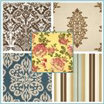 Bella Home Decor Fabric
