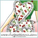 Sweet Nothings Retro Apron Pattern