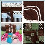 Minky Cuddle Quilt Kits