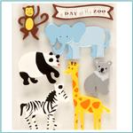 Martha Stewart Crafts Animal Stickers