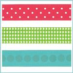 Riley Blake 5/8'' Grosgrain Ribbon
