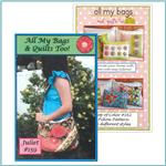 All My Bags &amp; Quilts Too! Patterns