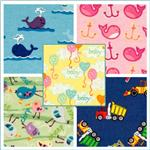 Camelot Flannel Childrens Novelties