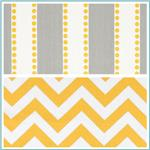 Premier Prints Stripes & Chevron Fabric