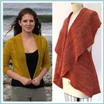 Knit Cardigan & Vest Patterns