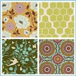 Joel Dewberry Bungalow Home Decor Sateen Fabric